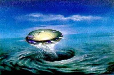 osnis, objetos submarinos não identificados, ufologia, mistérios do mar, mistérios do oceano