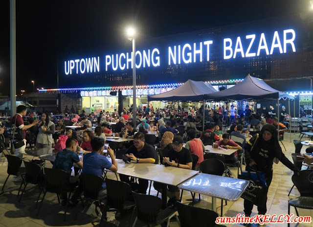 Uptown Puchong Night Bazaar The First & Only Fully Covered Uptown in Malaysia