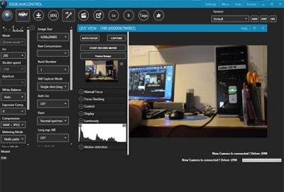 Adding Arduino to Digicamcontrol DSLR camera control