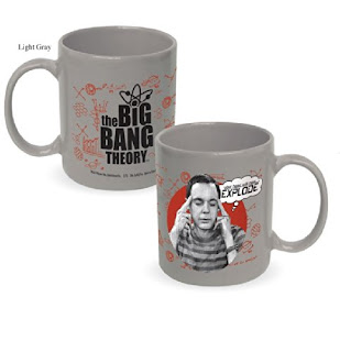 Bang Theory Ceramic Coffee Mugs Sheldon Features Holds 11 Ounces Made Of Microwave Safe Hand Wash Recommended Officially Licensed