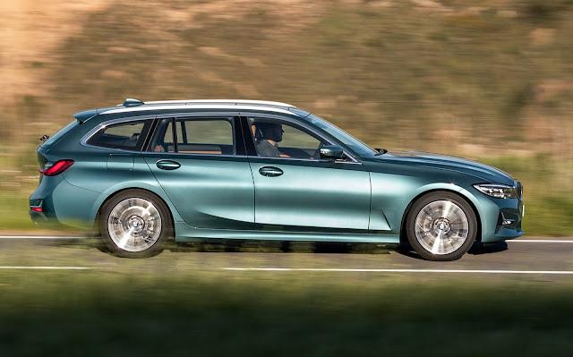 Novo BMW Série 3 Touring 2020