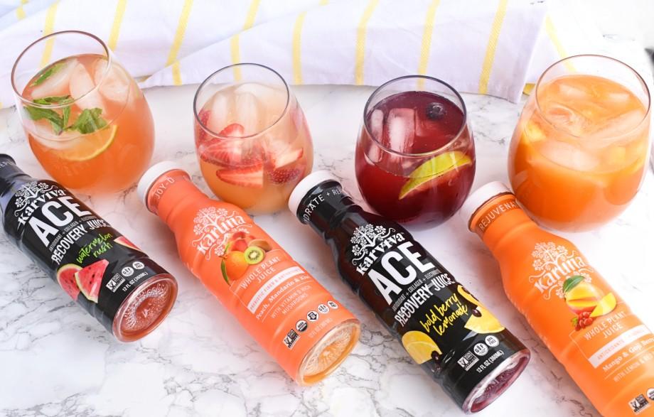 Easy Fruit Soda
