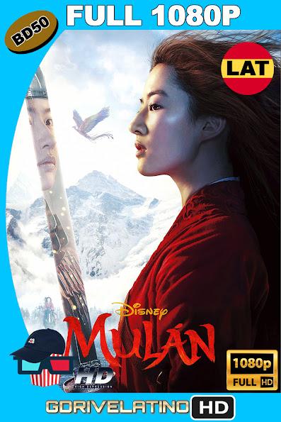 Mulán (2020) BD50 FULL 1080p Latino-Ingles ISO