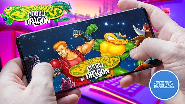 Battletoads: Double Dragon Para Teléfonos Android (ROM SEGA)