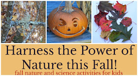 Fall Nature Lessons Science Experiments Activities