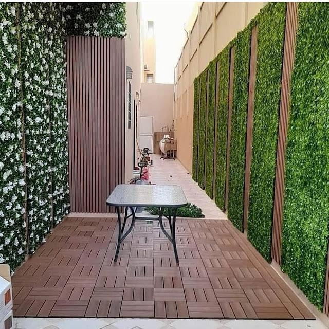 تصميم الحدائق المنزلية في حريملاء