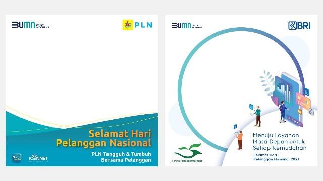 Link Frame Bingkai Foto Twibbon Hari Pelanggan Nasional 2021