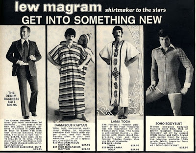Lew Magram - Get into something new