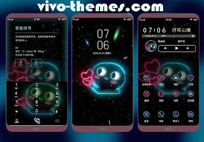 Astrology Theme For Vivo Android Smartphone