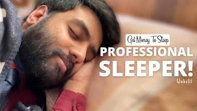 Professional Sleeper Get Money To Sleep - LyricsTuneful