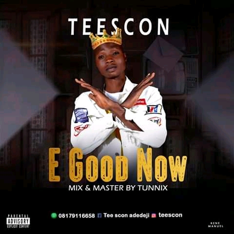 Teescon - E Good Now