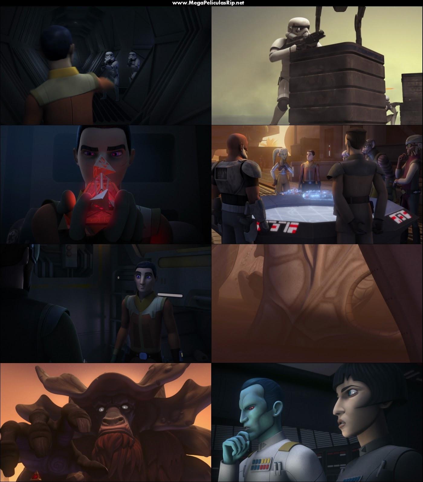 Star Wars Rebels Temporada 3 1080p Latino
