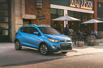New Chevrolet Spark ACTIV to Hit the Streets