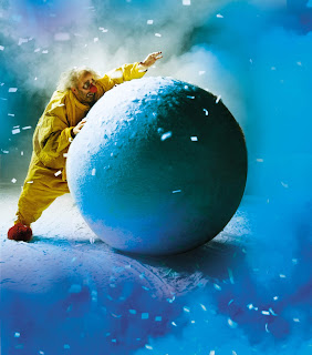 Slava Snowshow - A Wonderful World to Visit
