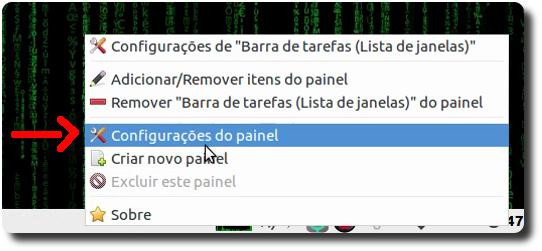 Como adicionar aplicativos na barra de tarefa do Lubuntu - LXDE