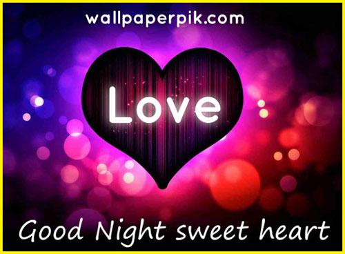 love rose good night wallpaper download