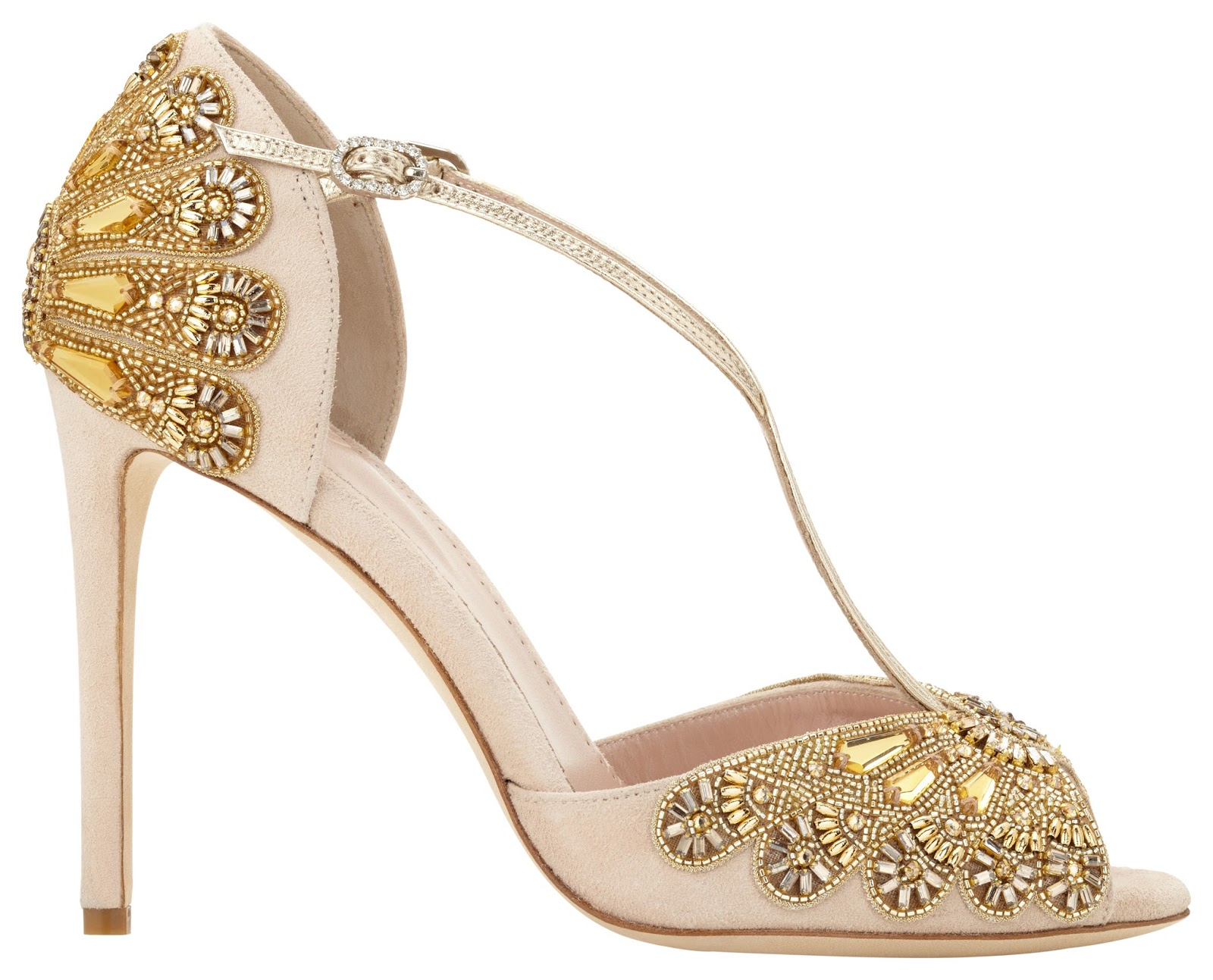 3e47fb31f73 Emmy London s fabulously embellished designs will have you scrapping your  initial shoe budget in an instant (because it IS your wedding day