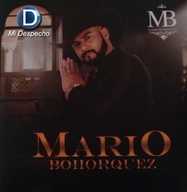 Mario Bohorquez Frontal
