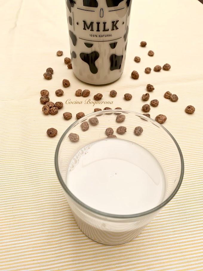 Horchata sin azúcar
