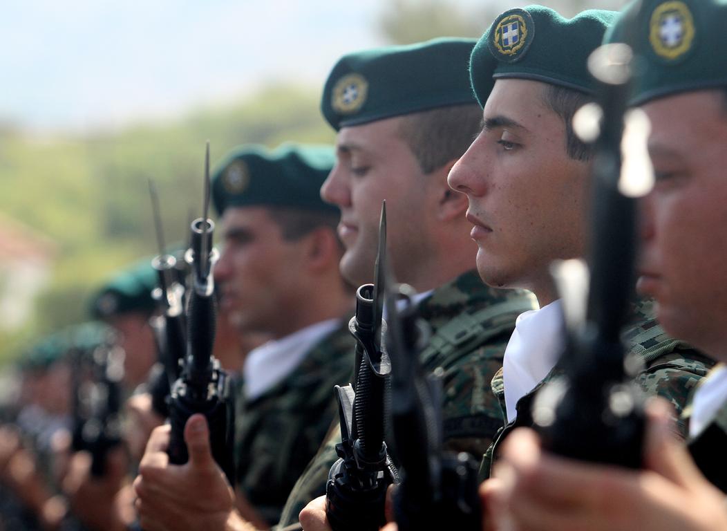 Ένοπλες δυνάμεις: Πρόσληψη 2.600 οπλιτών