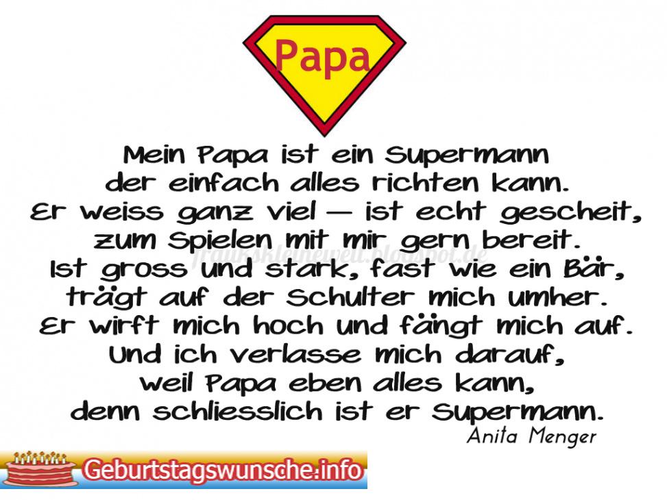 Gedicht Zum 50 Geburtstag Papa Vater Geburtstagsgedichte Papa