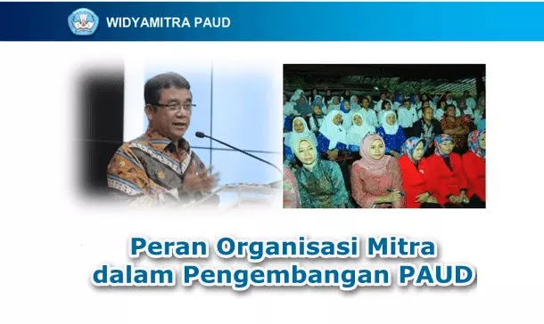 Peran Organisasi Mitra dalam Pengembangan PAUD