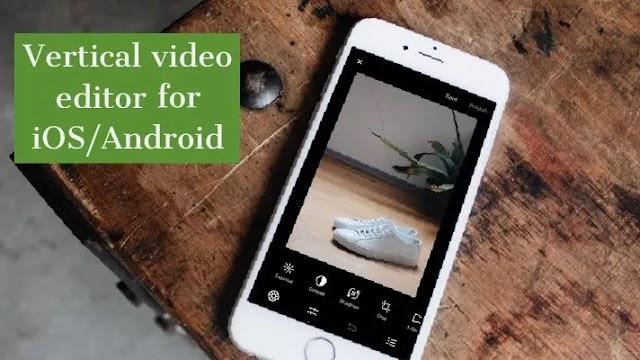 Best portrait videos editor iOS/Android to create tik tok videos