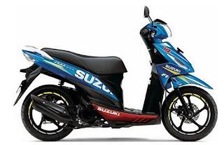 Spesifikasi Suzuki Address FI dan Harganya