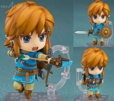 Figura Link Breath of the Wild Ver. Nendoroid Regular Edition The Legend of Zelda