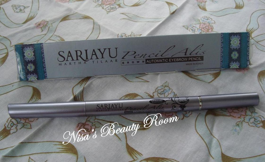 Review : Sariayu Automatic Eyebrow Pencil
