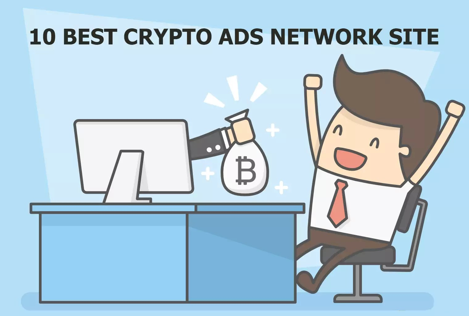10 Best Crypto Ads Network Site | Top Bitcoin Ad Networks 2020