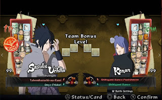 Naruto Ultimate Ninja Impact MOD Storm Trilogy Android