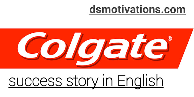 Colgate Success Story in English | William Colgate Biography