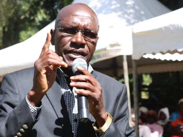 Attention! Attention: Boni Khalwale Confirms TangaTanga Membership