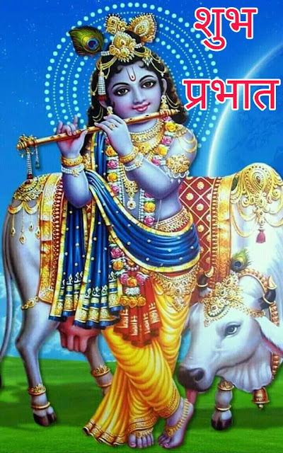 good morning shri krishna images