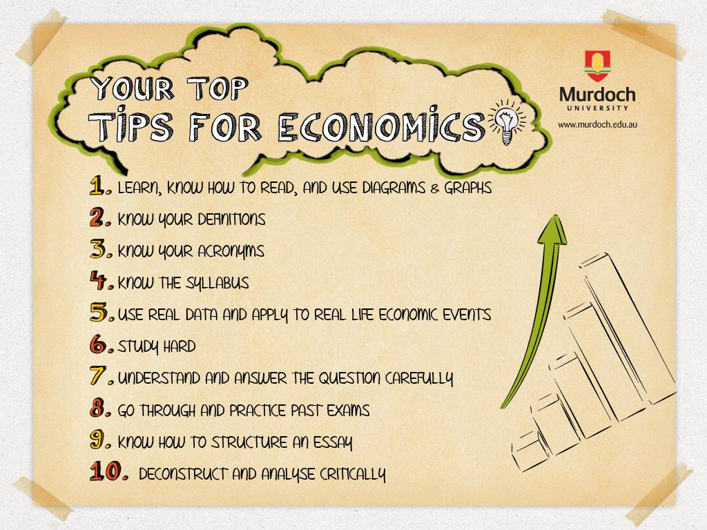 Economics in my life