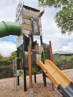Jubilee Park, Glandore slide