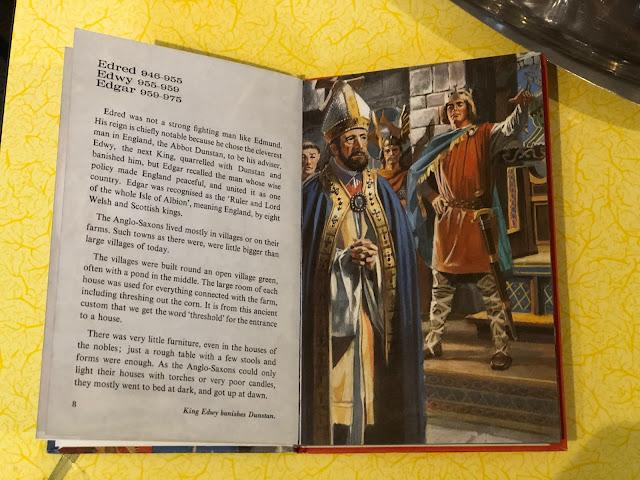 Ladybird book of kings, Chez Maximka