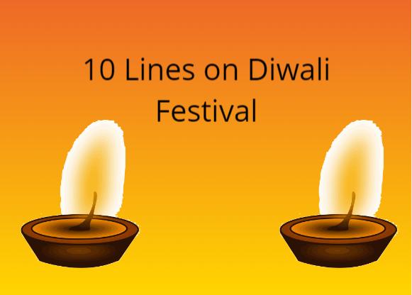10 Lines On Diwali In Hindi Hindipitara