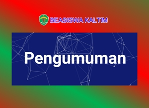 Beasiswa Kaltim Tuntas 2020 2021 Khairpedia الخير Khairpedia
