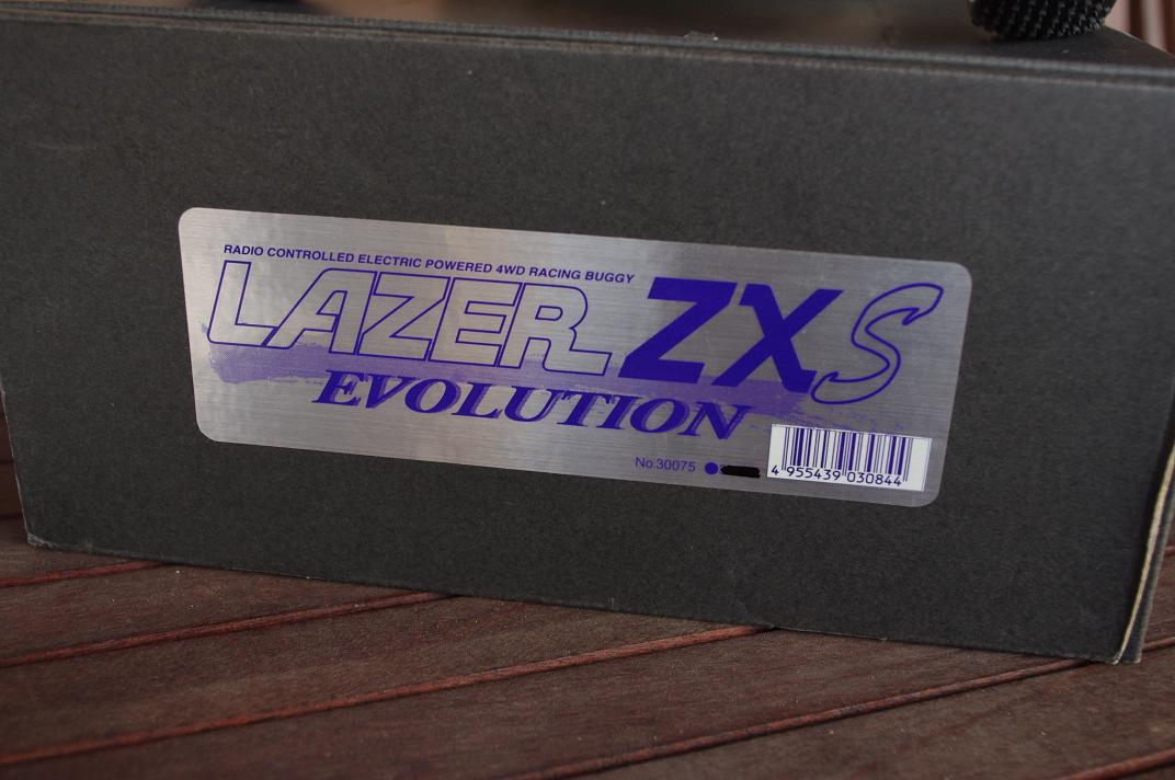 Lazer ZX-S Evolution - oOple com Forums