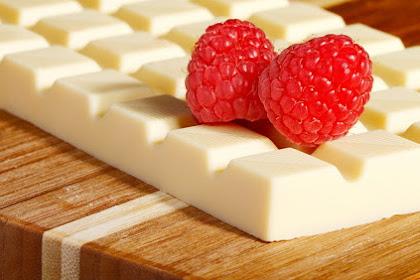 Cokelat Putih Bisa Turunkan Hipertensi dan Kolesterol