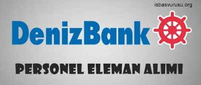 denizbank-is-ilanlari