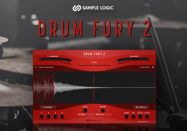 Sample Logic's Drum Fury 2