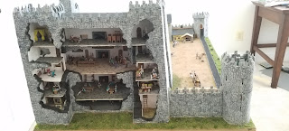 Bunratty-Castle-Diorama-Rooms