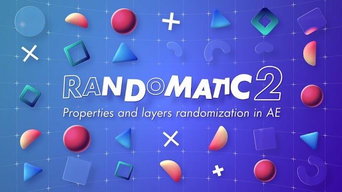 Randomatic 2 v2.0[AEScripts][After Effects][Plugin][WIN][MAC]