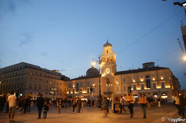 Parma di notte