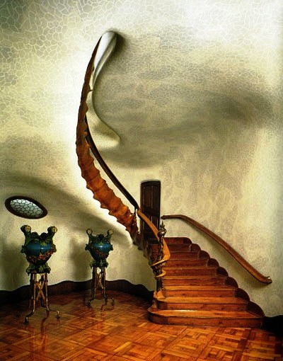 gaudi house interior - photo #31
