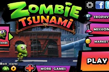 Download Game Android Zombie Tsunami