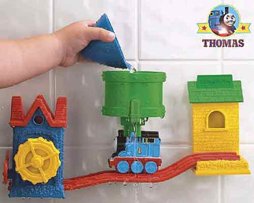 Thomas and Friends Toy Trains Percy Disney Cars Bath ... |Thomas The Train Toys Bath Time